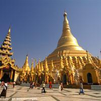 缅甸 景点列表