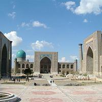 乌兹别克斯坦 景点列表