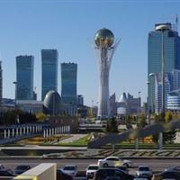 哈萨克斯坦 景点列表