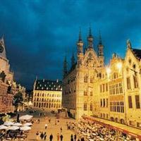 比利时 景点列表