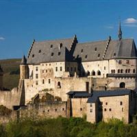 卢森堡 景点列表