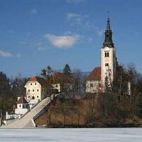 斯洛文尼亚 景点列表