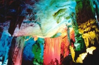 芝云洞地下石林公园 景点详情