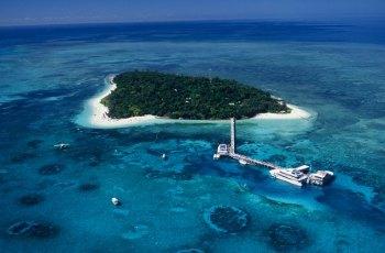 诺曼外堡礁 景点详情