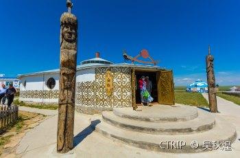 巴尔虎蒙古部落民俗旅游度假景区 景点详情