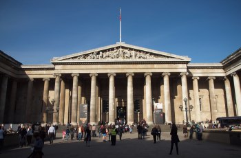 大英博物馆 景点图片