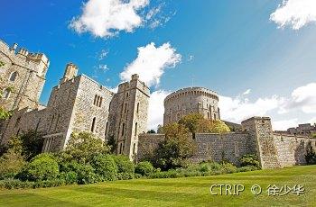 温莎城堡 景点图片