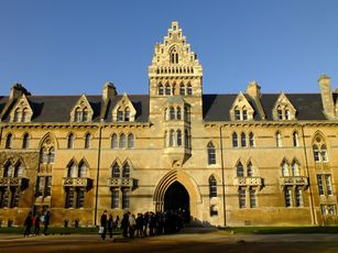 牛津大学学院 景点图片