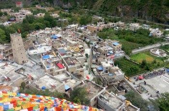 甘堡藏寨 景点图片