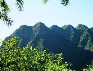 五峰山国家森林公园 景点详情