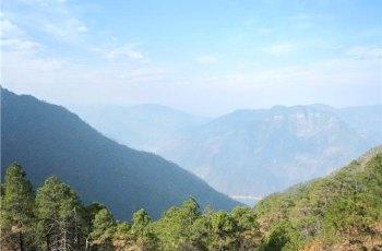 白坡山自然保护区 景点详情