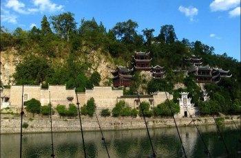 上舞阳河风景区 景点图片