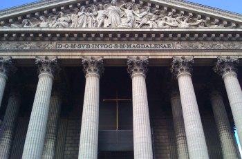 马德莱娜教堂 景点图片