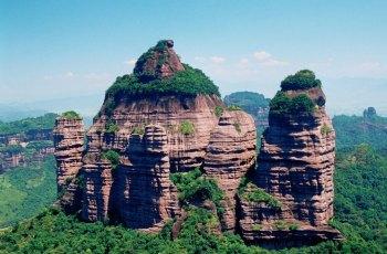 资源丹霞国家地质公园 景点详情