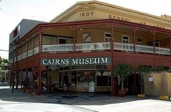 凯恩斯博物馆 景点详情