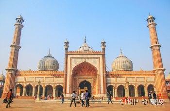贾玛清真寺 景点图片