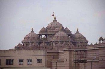 阿克沙尔达姆庙 景点详情