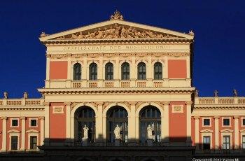 维也纳音乐协会金色大厅 景点详情