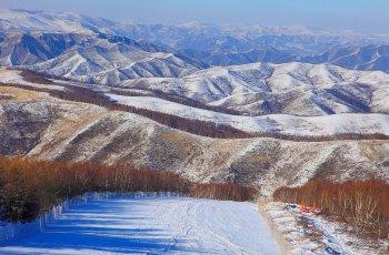 长城岭滑雪场 景点详情