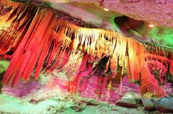 鲁山溶洞群风景区 景点详情