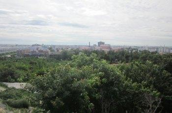 炮台山自然保护区 景点图片
