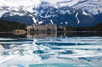 露易丝湖 景点图片