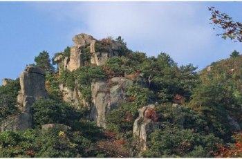 广德灵山大峡谷 景点详情