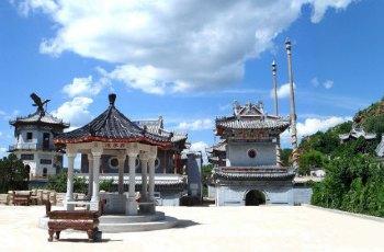 灵山风景名胜区 景点详情