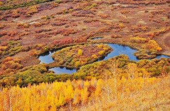 额尔古纳湿地 景点详情