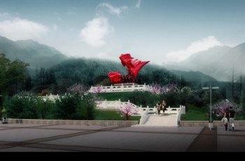 金刚台(西河)生态旅游区 景点详情