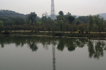 绣溪公园 景点图片