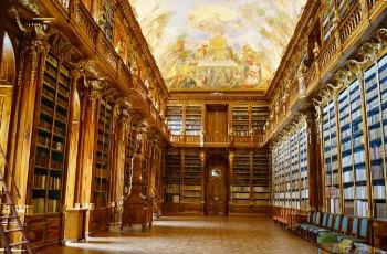 斯特拉霍夫修道院神学图书馆 景点详情