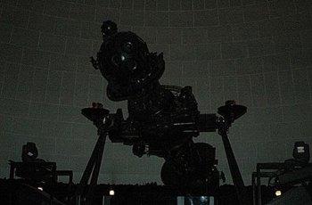 尤立科·赫依颇利天文馆 景点图片