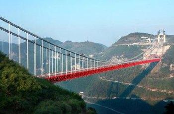 矮寨大桥 景点详情