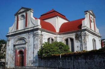 狼谷教堂 景点图片