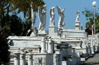 圣伊菲赫尼亚公墓 景点图片