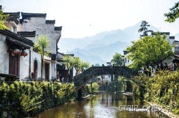 龙川风景区 景点详情