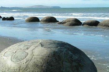 摩拉基大圆石 景点图片