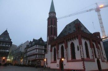 法兰克福圣尼古拉教堂 景点图片