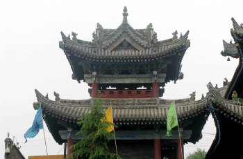 澄城县城隍庙神楼 景点图片