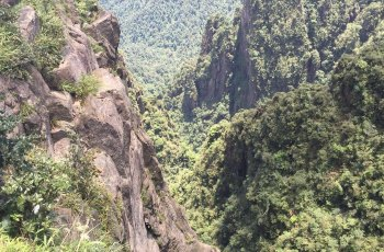 天台山景区 景点图片