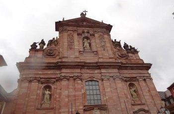 耶稣会教堂 景点详情