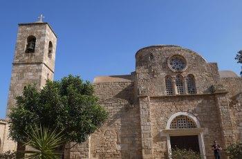 圣.巴纳巴斯修道院 景点详情