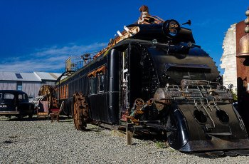 蒸汽朋克博物馆 景点详情