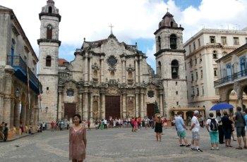 哈瓦那大教堂 景点详情