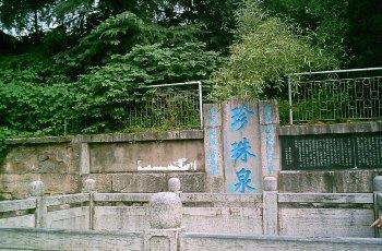 珍珠泉 景点图片