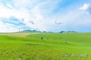 呼和诺尔草原旅游区 景点详情