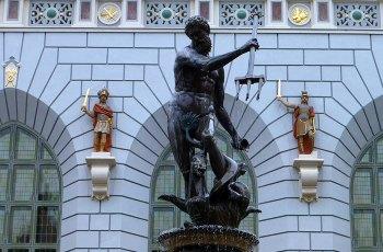 格但斯克主市政厅 景点图片