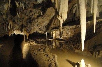 莫拉夫斯基大钟乳洞区 景点详情