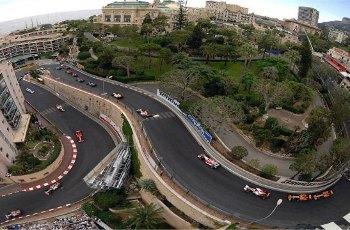 摩纳哥F1锦标赛赛道 景点详情